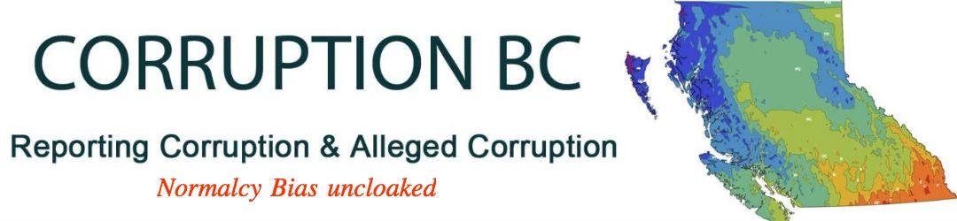 Corruption BC